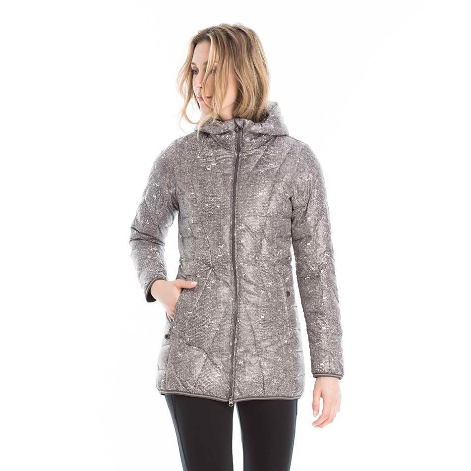 Куртка LUW0311 GISELE JACKETКуртки<br>Тонкая стеганая куртка из ветрозащитной, водостойкой суперлегкой тканиидеально подходит дляпутешествий.<br><br>Особенности:<br><br>Стеганый<br>Центральная молния<br>Воротник можно убрать вкапюшон<br>Трико...<br><br>Цвет: Черный<br>Размер: L