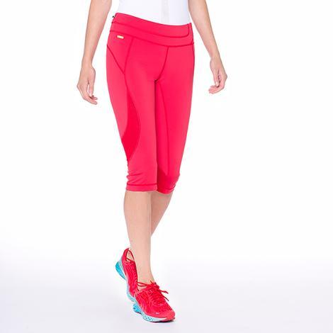 Капри SSL0003 RUN CAPRIШорты, бриджи<br><br><br><br> В удивительно удобных капри Lole Run Capris занятия бегом и другими видами спорта будут особенно приятными и эффективными. Полная свобода движения, надежная поддержка и максимальный комфорт – модель SSL0003 создана для того, чтобы ставит...<br><br>Цвет: Красный<br>Размер: S