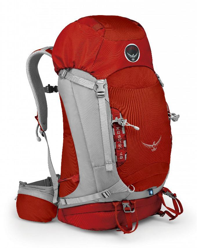 Рюкзак Kestrel 48Туристические, треккинговые<br><br> Универсальные всесезонные рюкзаки серии Kestrel разработаны для самых разных видов Outdoor активности. Специальная накидка от дождя защитит ...<br><br>Цвет: Красный<br>Размер: 46 л