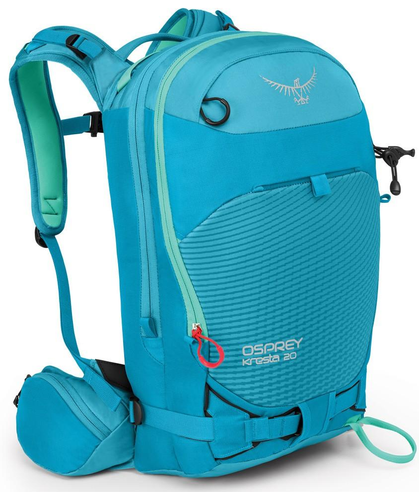 Фото - Рюкзак Kresta 20 от Osprey Рюкзак Kresta 20 (WS/WM, Powder Blue, , ,)