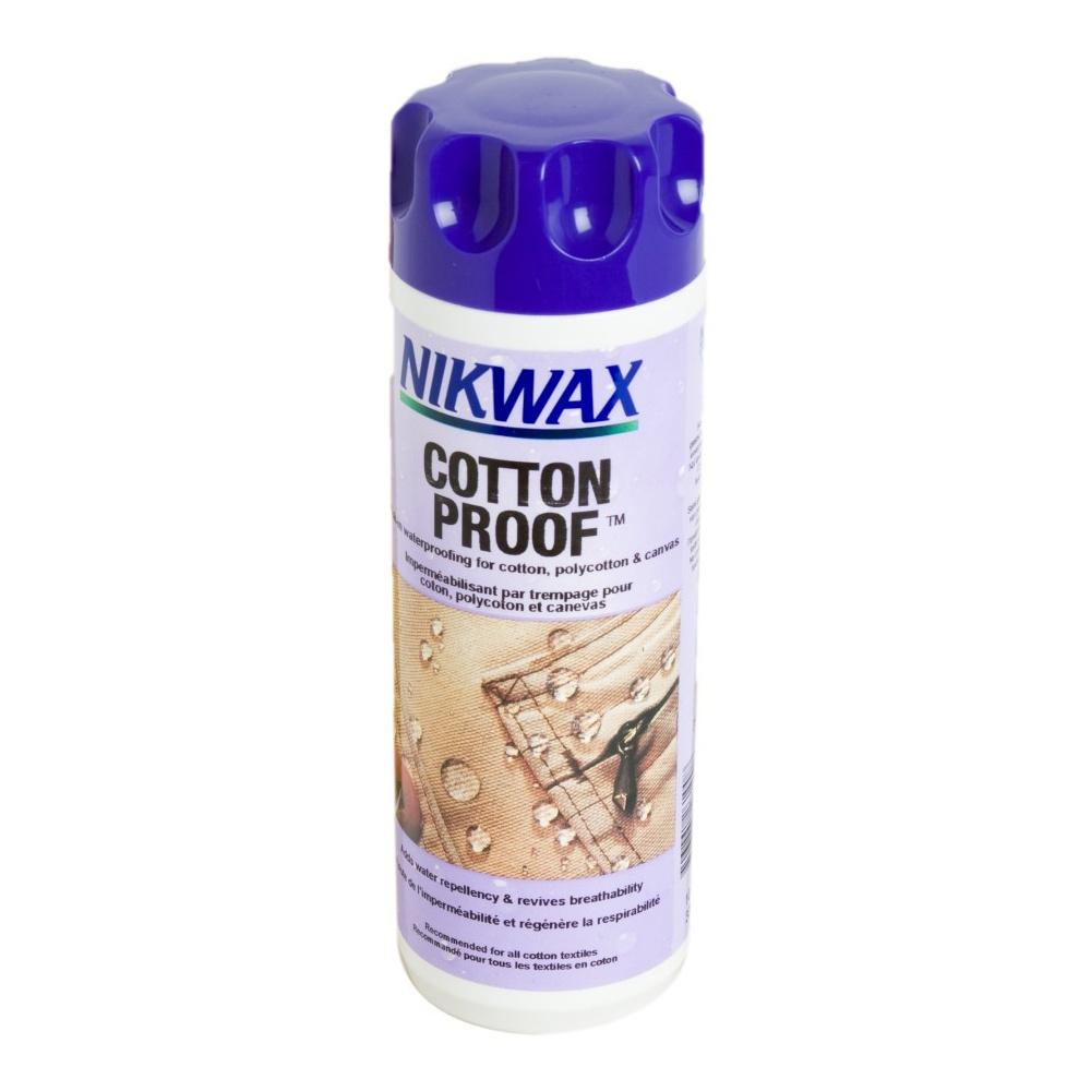 Пропитка для хлопка Cotton Proof от Nikwax