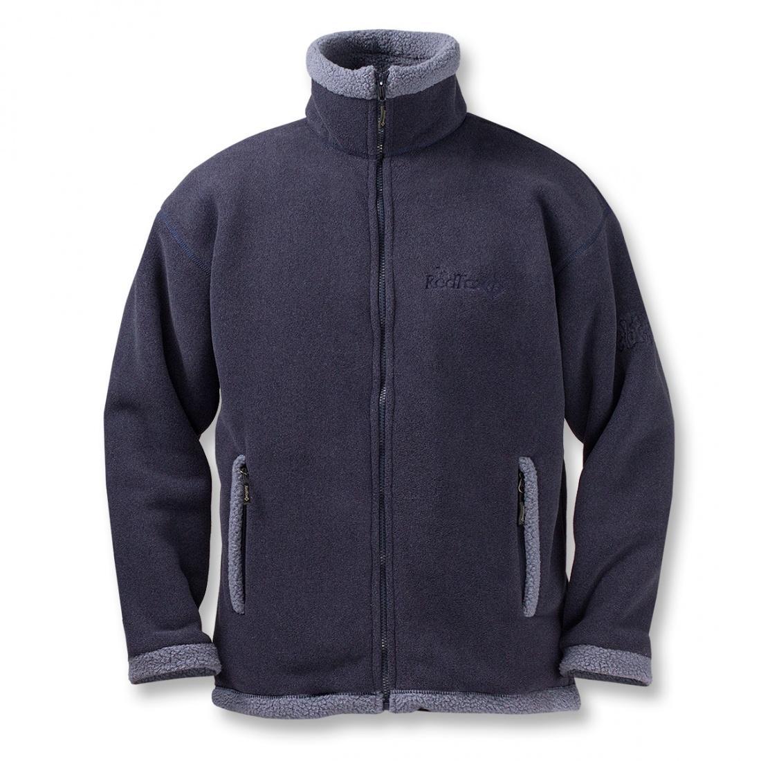 Куртка Cliff МужскаяКуртки<br><br> Модель курток Сliff признана одной из самых популярных в коллекции Red Fox среди изделий из материаловPolartec®.<br><br><br> <br><br><br><br><br>Мат...<br><br>Цвет: Синий<br>Размер: 58