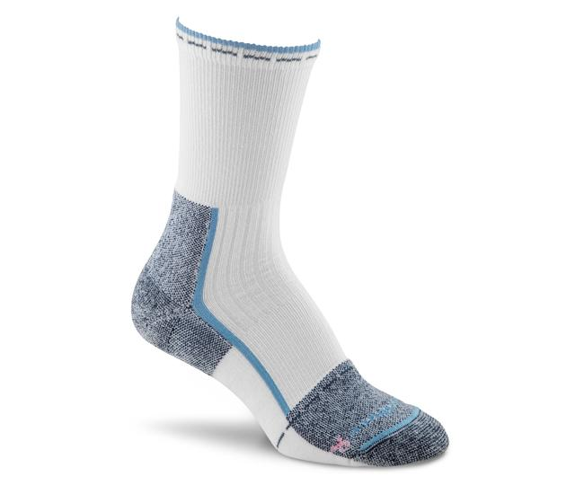 Носки рабочие 6556 Her Steel ToeНоски<br><br> Эти тонкие носки подарят тепло и комфорт. Специальная уплотненная конструкция обеспечивает амортизацию, в то время как технология wick dry® отводит влагу от стоп.<br><br><br>Система URfit™<br>Полностью амортизированная подошва смягча...<br><br>Цвет: Цвет морской волны<br>Размер: M