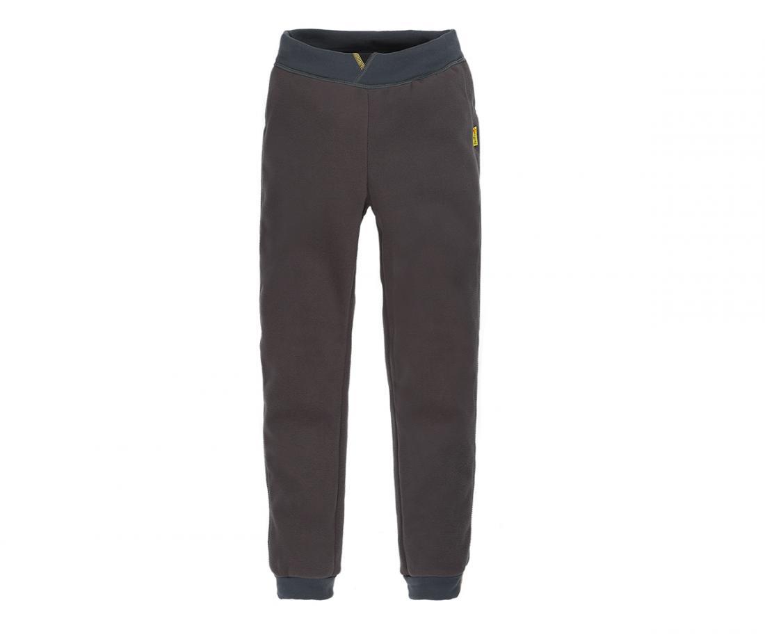 Брюки Furry WB II ДетскиеБрюки, штаны<br>Ветрозащитные теплые брюки свободного кроя изматериала Polartec® Windbloc®. Имеют комфортныйэластичный пояс и эластичные манжеты по низушта...<br><br>Цвет: Серый<br>Размер: 122