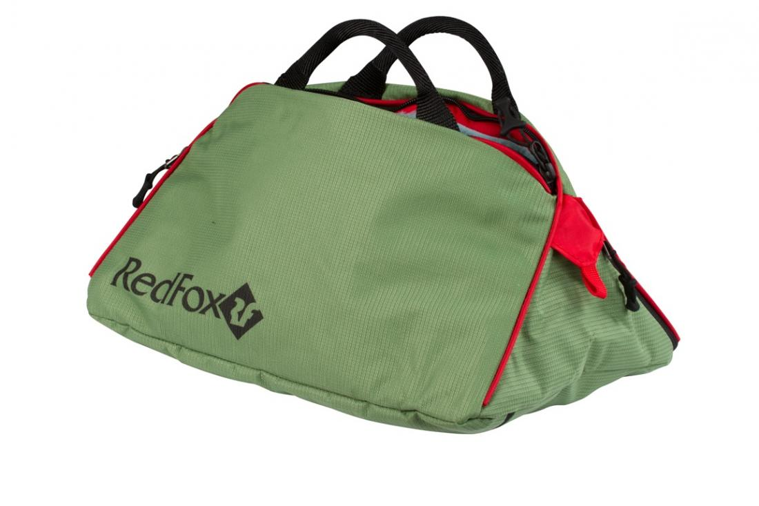 Red Fox Мешок для магнезии Boulder Tent (, 4113/хаки/красный, ,) frommer s® denver boulder