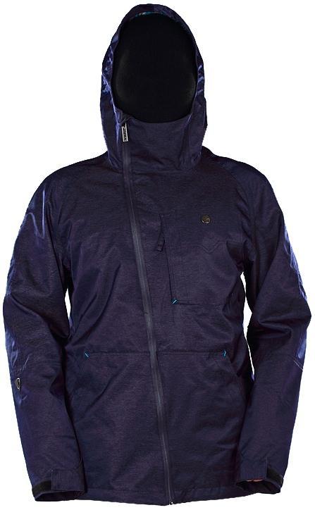 Куртка легкая TarOsКуртки<br><br> Функциональные особенности в сочетании с интересной дизайнерской задумкой. По сравнению с прошлым сезоном мы изменили посадку, сделав...<br><br>Цвет: Синий<br>Размер: 46