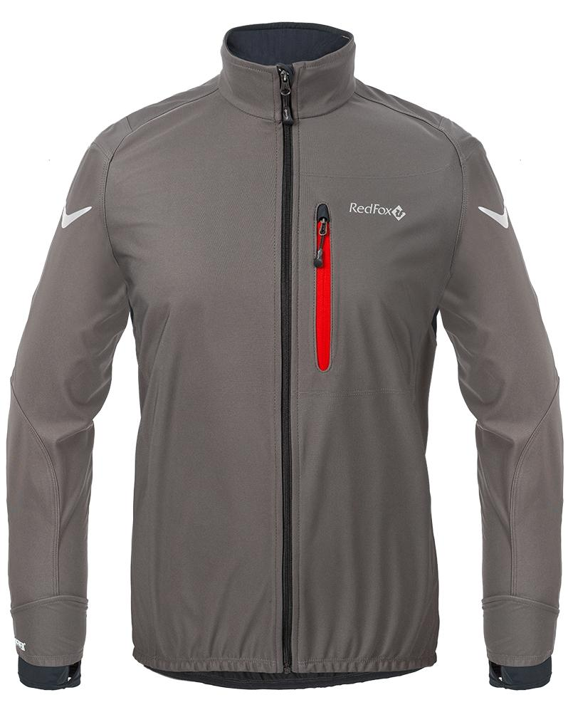 Куртка Active Shell МужскаяКуртки<br><br> Cпортивная куртка для высокоактивных видов спорта в холодную и ветреную погоду. Предназначена для использования на беговых тренировка...<br><br>Цвет: Зеленый<br>Размер: 52