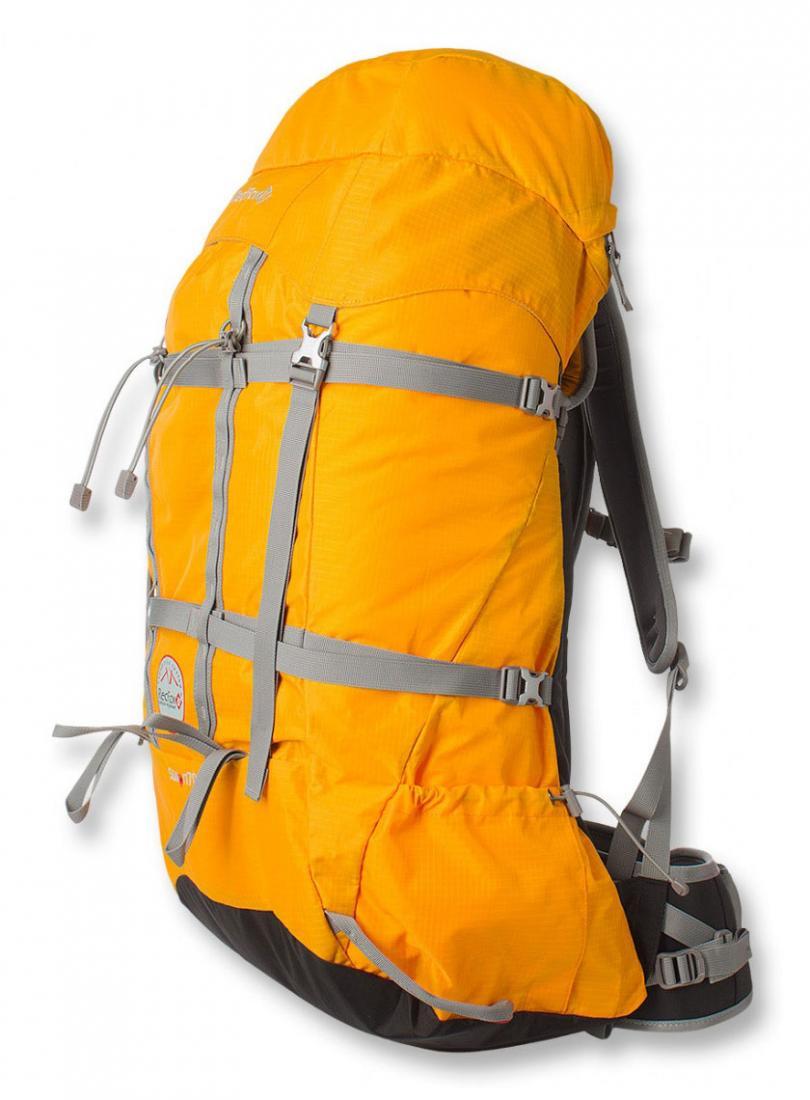 Red Fox Рюкзак Summit 70 V2 (Regular, 4300/желтый, , , SS17) petzl summit 66cm