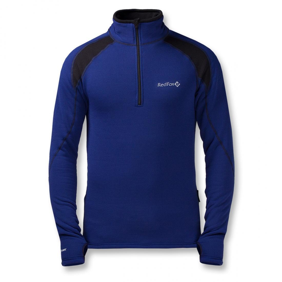 Red Fox Термобелье пуловер Penguin Power Stretch M Синий пинетки митенки blue penguin puku
