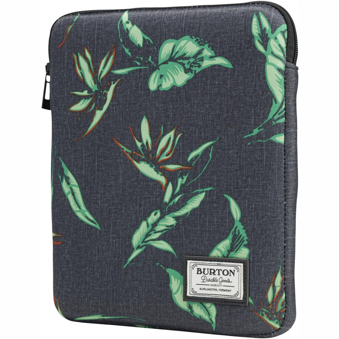Burton Сумка для дорож.принадлежностей TABLET SLEEVE (, HAWAIIAN HEATHER, , WIN14) burton футболка burton deadwood rec heather night rider