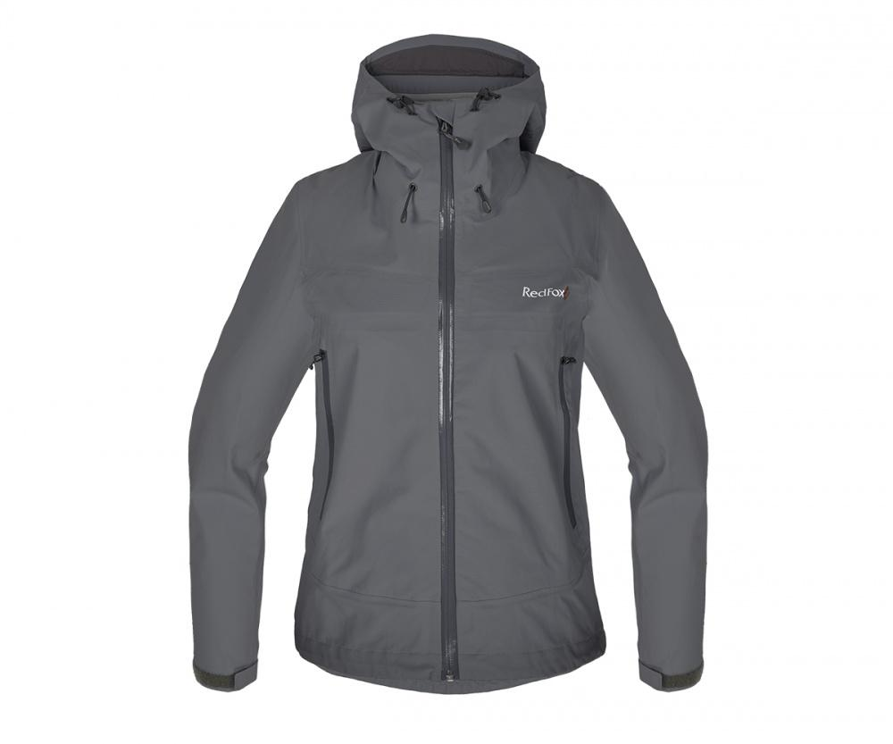 Куртка ветрозащитная Vinson ЖенскаяКуртки<br><br> Классическая трехслойная штормовая куртка, выполнена из очень прочного материала с высокой сопротивляемостью к абразивному износу.<br><br><br>основное назначение: альпинизм <br>регулируемый в трех плоскостях капюшон с ламинированным ...<br><br>Цвет: Серый<br>Размер: 50