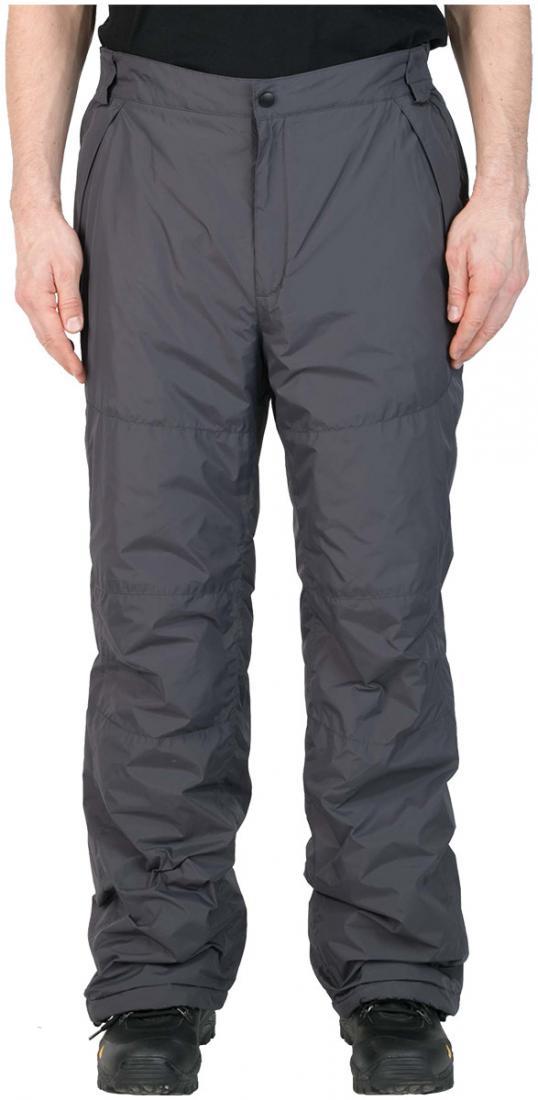Брюки утепленные Husky МужскиеБрюки, штаны<br><br> Утепленные брюки свободного кроя. высокая прочность наружной ткани, функциональность утеплителя и эргономичный силуэт позволяют ощут...<br><br>Цвет: Серый<br>Размер: 56