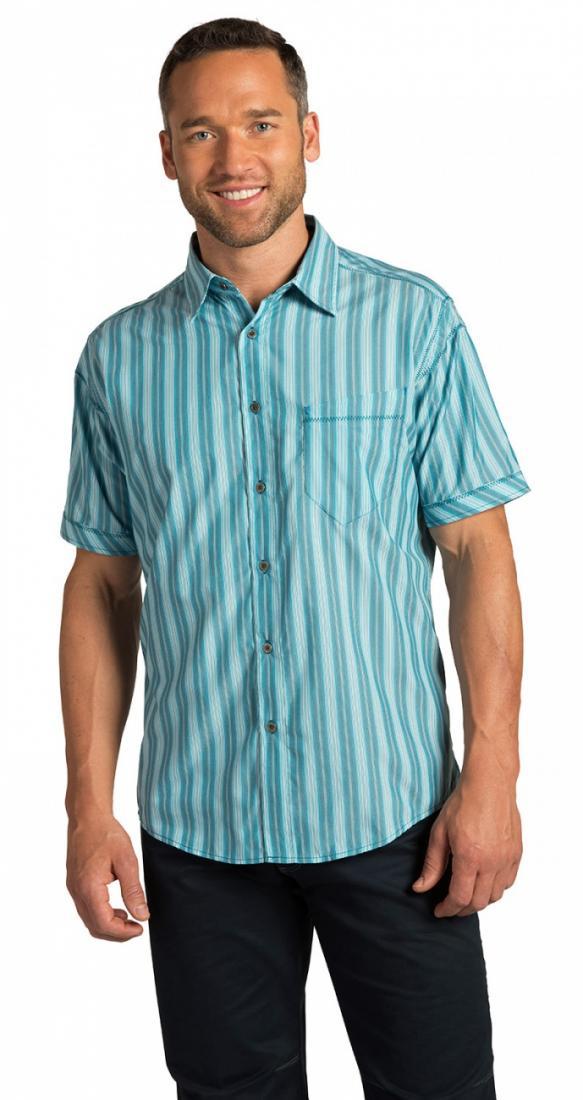Рубашка Spike муж.Рубашки<br><br><br><br> Мужская рубашка Kuhl Spike с коротким рукавом – идеальное решение для летнего отдыха. Легкая, мягкая, она хорошо сидит по фигуре. <br><br><br> <br><br><br>Ткань Eluxur Lit...<br><br>Цвет: Небесно-голубой<br>Размер: S