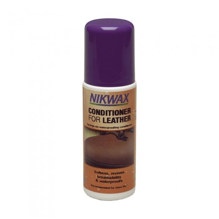 Nikwax Водоотталкивающий кондиционер Condition For Leather(Средство для обработки) (, , , 125 мл)