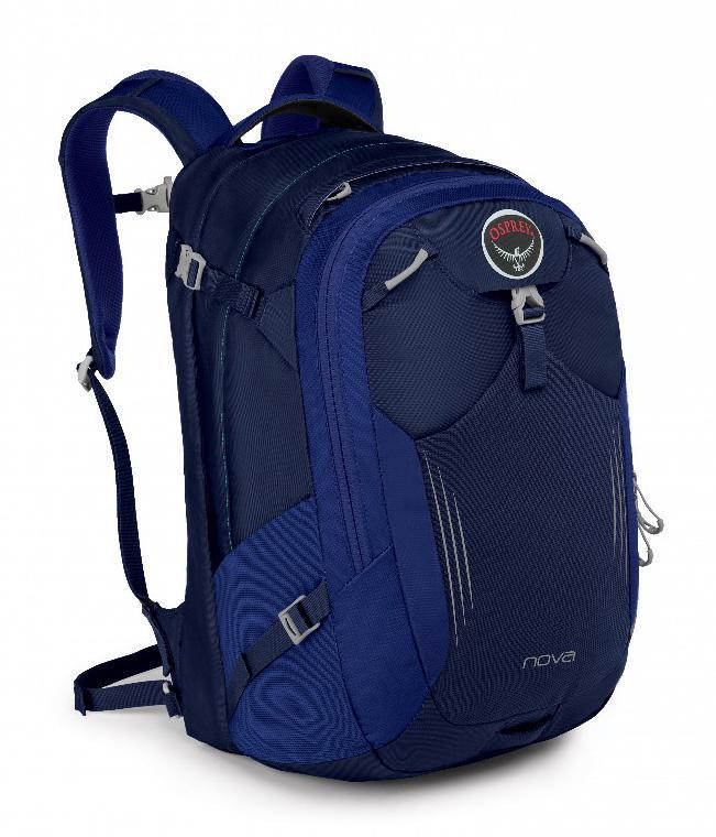 Рюкзак Nova 33Рюкзаки<br><br> Женская модель рюкзака Nova 33 сочетает в себе функциональный дизайн и высокое качество применяемых материалов. Он создан для активного отдыха и городских прогулок и оснащен удобными карманами для электроники, документов и прочих вещей.<br><br><br>...<br><br>Цвет: Синий<br>Размер: 33 л