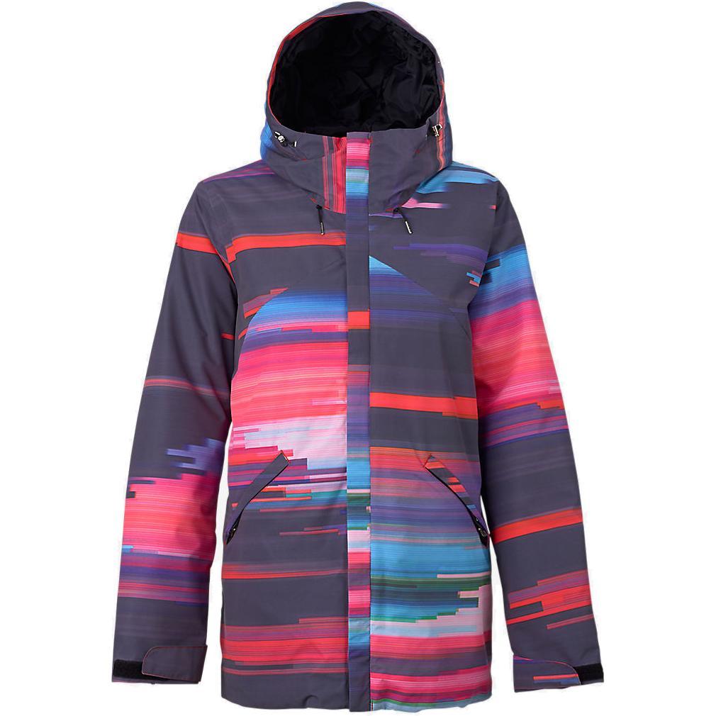 Куртка г/л WB CADENCE JKКуртки<br>Стильная куртка с крутыми принтами, хорошей мембраной и утеплителем. Всё что нужно, чтобы чувствовать себя на склоне победительницей.<br>&lt;...<br><br>Цвет: Фиолетовый<br>Размер: XS