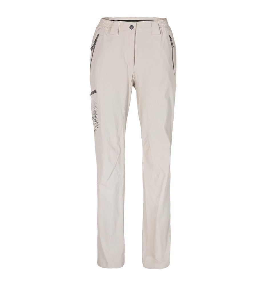 Брюки Stretcher III ЖенскиеБрюки, штаны<br>Женские треккинговые брюки из эластичной ткани.<br> <br><br>Материал – 88% Nylon, 12% Spandex, 175 г/м2, DWR.<br>Посадка – Regular Fit.<br> <br>Эластичный...<br><br>Цвет: Бежевый<br>Размер: 46