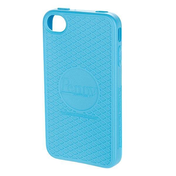 Чехол для тел iPhone 4 Case (, Blue, ,), Penny  - купить со скидкой