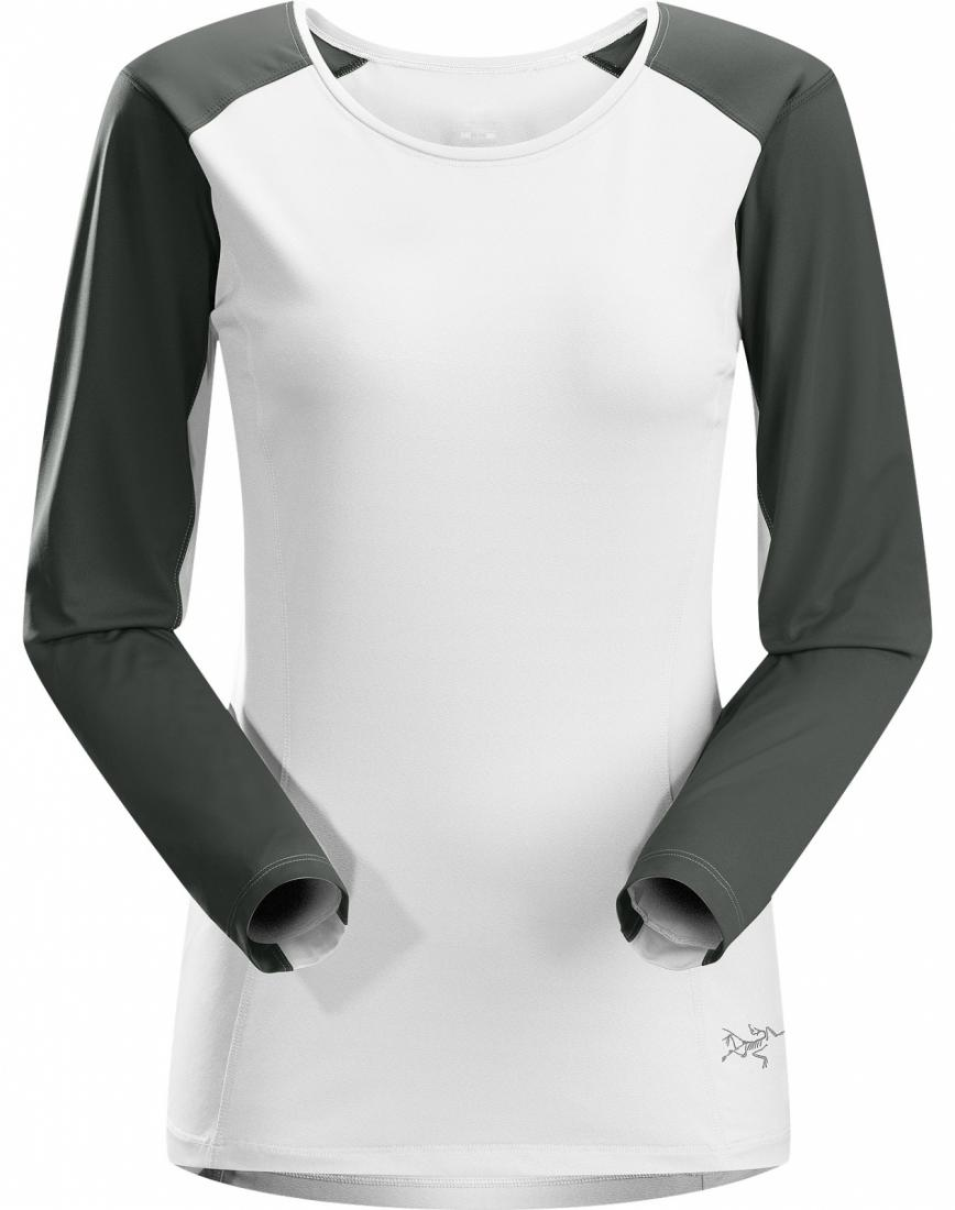 Футболка Skeena LS жен.Футболки, поло<br><br> Легкая удобная футболка с длинными рукавами из хорошо тянущейся, впитывающей износостойкой ткани.<br><br><br><br><br><br><br><br>Материал о...<br><br>Цвет: Белый<br>Размер: L