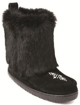 Manitobah Унты Nordic Mukluk женские Черный manitobah унты snowy owl mukluk женск 5 black черный