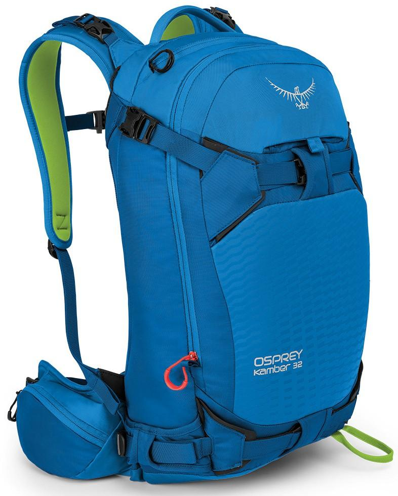 купить Osprey Рюкзак Kamber 32 (M\L, Cold Blue, , ,) недорого