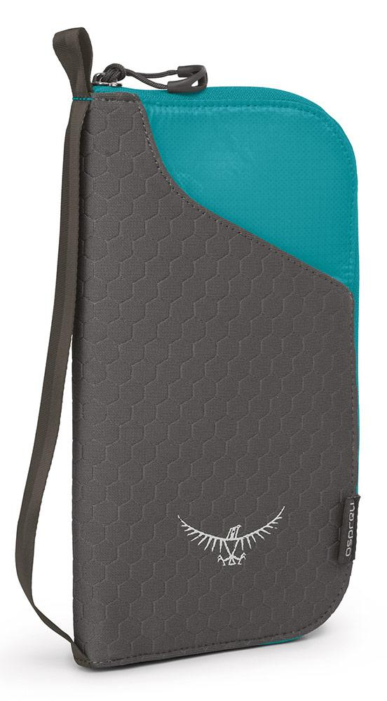 Фото - Кошелек Document Zip Wallet от Osprey Кошелек Document Zip Wallet (, Tropic Teal, ,)