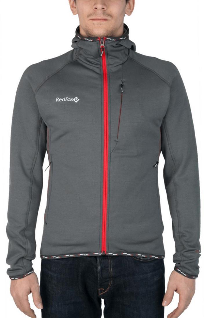Куртка East Wind II МужскаяКуртки<br><br><br>Цвет: Серый<br>Размер: 56