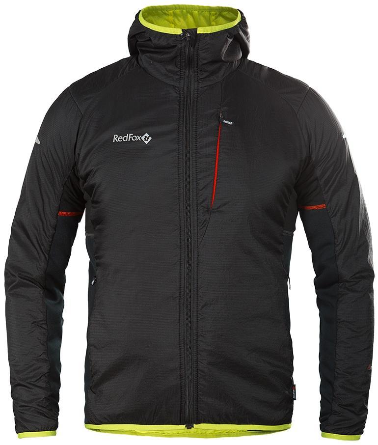 Куртка утепленная AlphaКуртки<br><br> Исключительно легкая и эргономичная куртка, выполнена c применением революционного утеплителя Polartec® Alpha®, в равной степени рассчитана на использование в качестве наружного или второго утепляющего слоя в холодных условиях. Ластовица и нижняя ч...<br><br>Цвет: Темно-синий<br>Размер: 46