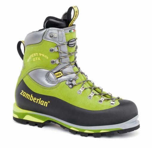 Ботинки 4041 NEW EXPERT/P GRАльпинистские<br>Удобные и надежные универсальные альпинистские ботинки. Цельнокроеная техническая конструкция верха из кожи Perlwanger и микрофибры. Высокий резиновый рант для дополнительной защиты. Устойчивая средняя подошва с узкой посадкой. Подошва Vibram®.<br>&lt;u...<br><br>Цвет: Зеленый<br>Размер: 42