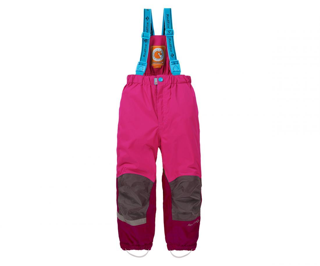 Брюки ветрозащитные Lilo ДетскиеБрюки, штаны<br>Ветрозащитный полукомбинезон Lilo - прекрасное дополнение к куртке Lilo. Это очень прочные демисезонные брюки с дополнительными вставками из износостойкого материала подойдут для прогулок в дождливую и слякотную погоду. Благодаря надежному мембранному ...<br><br>Цвет: Малиновый<br>Размер: 110
