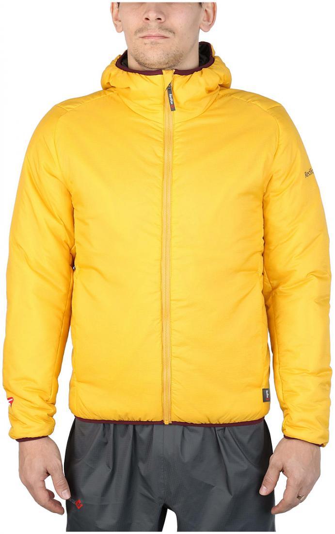 Куртка утепленная Focus МужскаяКуртки<br><br> Легкая утепленная куртка. Благодаря использованиювысококачественного утеплителя PrimaLoft ® SilverInsulation, обеспечивает превосходное тепло...<br><br>Цвет: Желтый<br>Размер: 56