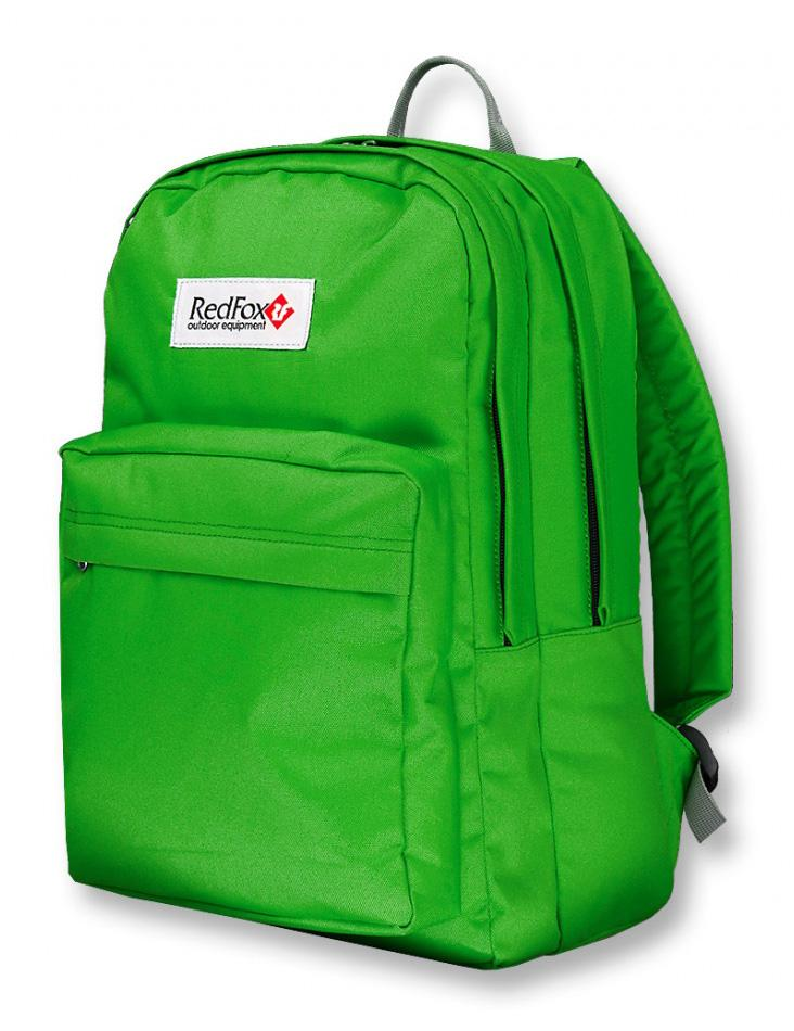 Рюкзак Bookbag L2Рюкзаки<br><br><br>Цвет: Зеленый<br>Размер: 30 л