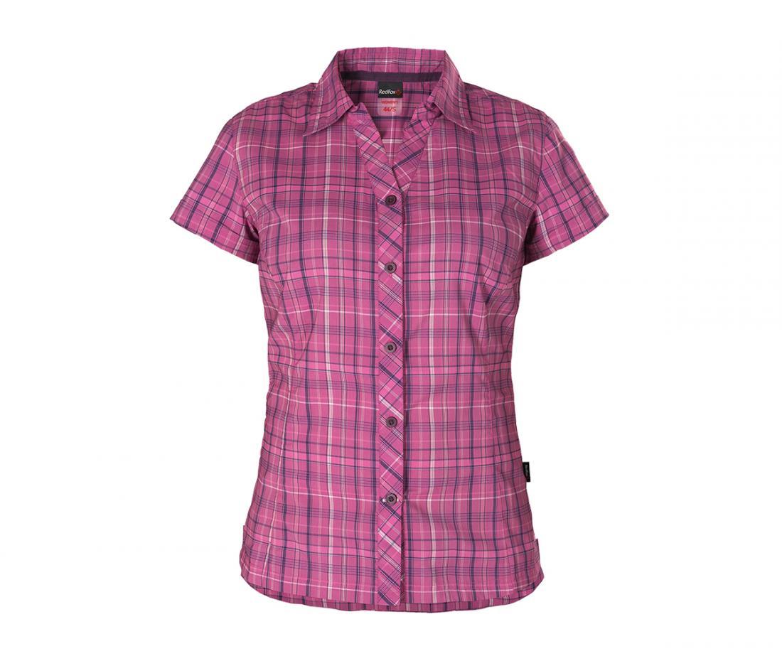 Рубашка Vermont ЖенскаяРубашки<br>Городская рубашка из высокотехнологичной эластичной ткани в клетку. Анатомичный крой позволяетчувствовать себя комфортно в изделии как в повседневной городской жизни, а так же и в путешествии.<br><br>основное назначение: Повседневное городско...<br><br>Цвет: Розовый<br>Размер: 46