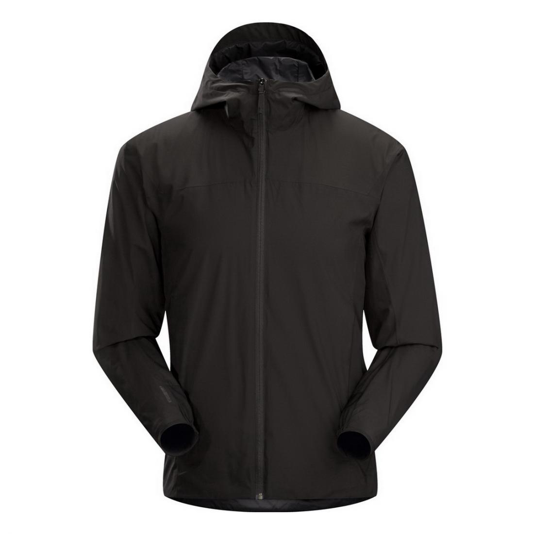 Куртка Solano муж.Куртки<br><br> Куртка Arcteryx Solano Jacket создана для активных мужчин, которые ценят свободу и комфорт во время путешествий и отдыха. Модель отличается влаго...<br><br>Цвет: Черный<br>Размер: L