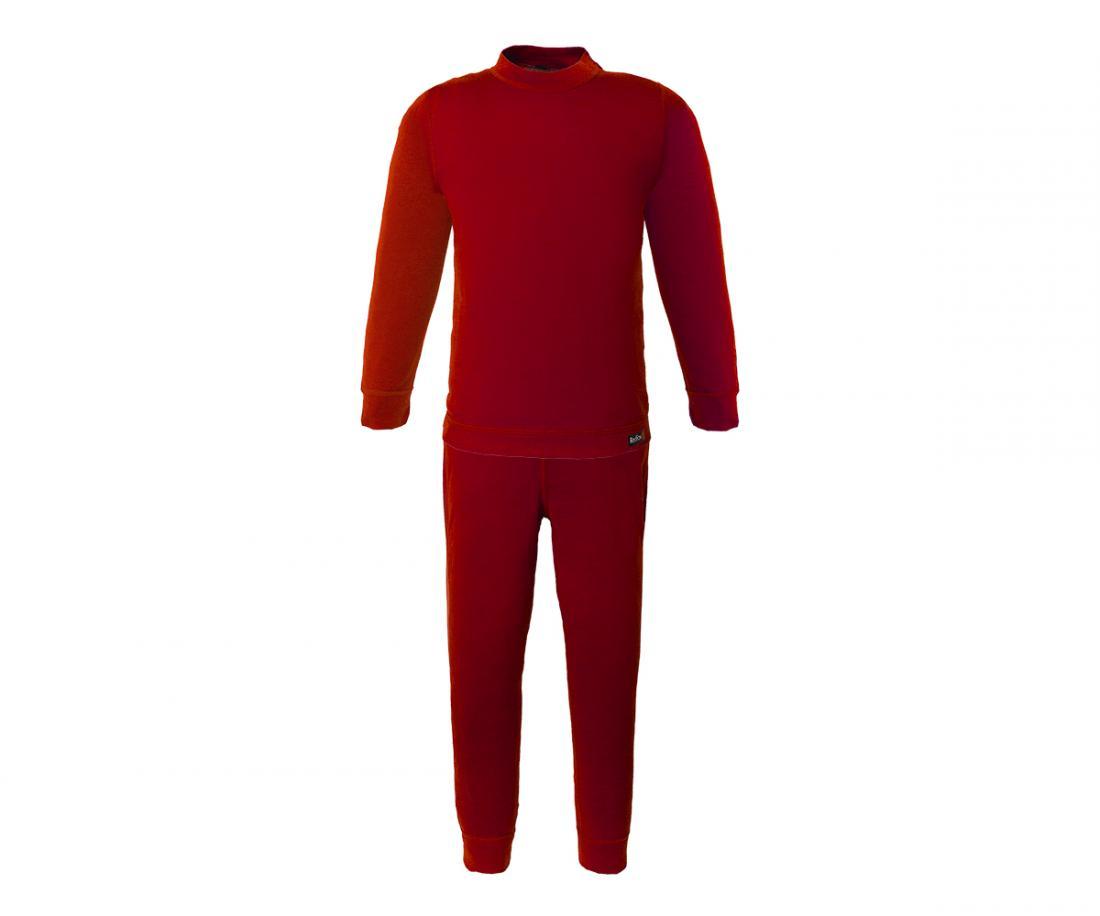 Термобелье костюм Wooly ДетскийКомплекты<br>Термобелье Wooly, детское, из шерстяного трикотажа.<br><br>Цвет: None<br>Размер: None