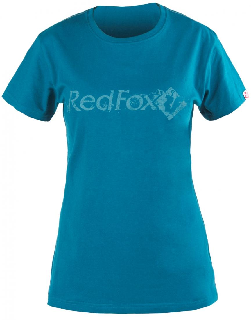 Red Fox Футболка RF-gold III Женская (48, 6900/нептун, , , SS17) ccgk safety clothing reflective high visibility tops tee quick drying short sleeve working clothes fluorescent yellow workwear