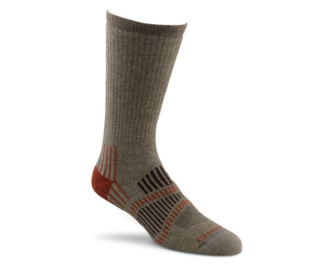 Носки турист. 2346 Atlas CrewНоски<br>Эти носки foxsox из износостойкого PRIMALOFT® tподходят для любого путешествия. Носки Helix Fit™ fповторяют форму стопы, поддерживая ее во время движ...<br><br>Цвет: Коричневый<br>Размер: XL
