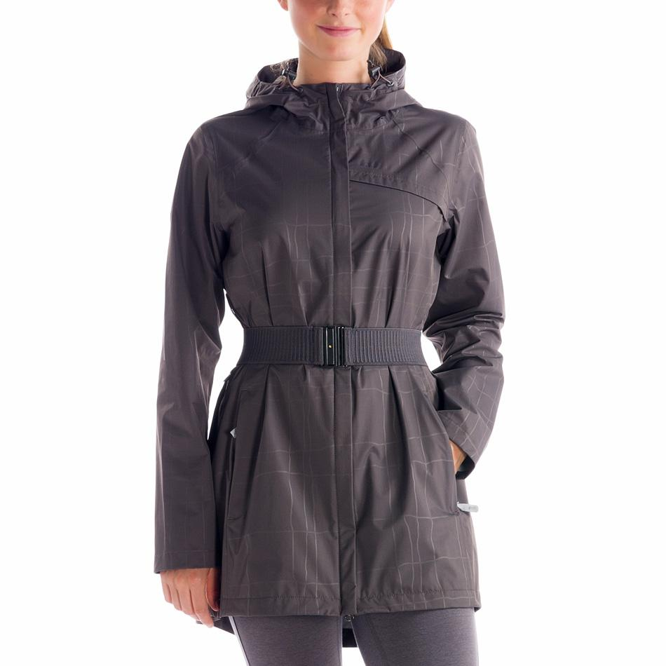 Куртка LUW0221 STRATUS JACKETКуртки<br><br><br>Цвет: Темно-серый<br>Размер: XS