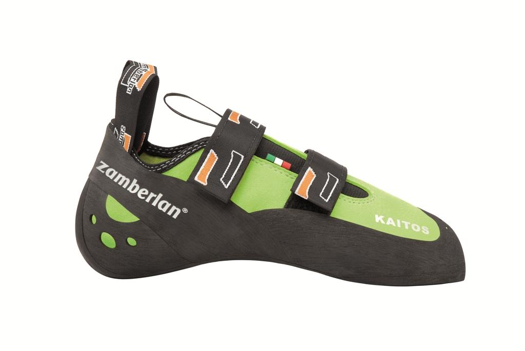Скальные туфли A44 KAITOSСкальные туфли<br><br> Эти скальные туфли идеальны для опытных скалолазов. Колодка этой модели идеально подходит для менее требовательных, но владеющих высоким уровнем техники скалолазов, которые нуждаются в многофункциональном снаряжении. Эту модель отличает более сглаж...<br><br>Цвет: Салатовый<br>Размер: 36
