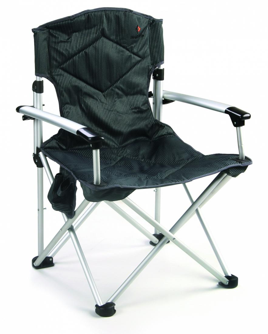 Кресло King Camp  3808 скл.алюм.Delux Arms Chair
