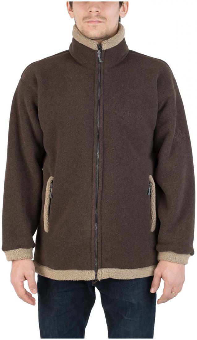Куртка Defender III МужскаяОдежда<br>Стильная и надежна куртка для защиты от холода и ветра при занятиях спортом, активном отдыхе и любых видах путешествий. Обеспечивает свободу движений, тепло и комфорт, может использоваться в качестве наружного слоя в холодную и ветреную погоду.<br><br><br>...<br><br>Цвет (гамма): Синий<br>Размер: 52