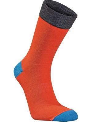 Носки BlockНоски<br><br>Состав: 51% шерсть мериноса, 48% полиамид, 1% Lycra® <br>Размерный ряд: 34-36, 37-39, 40-42, 43-45, 46-48<br><br><br>Цвет: Оранжевый<br>Размер: 43-45