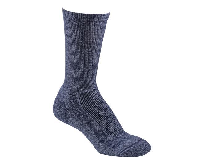 Носки турист. жен. 2525 MERINO HIKERНоски<br>Мы были первыми, кто создал специальные носки с учетом особенностей строения женской стопы. Эти носки идеально подходят для долгих прогулок, скалолазания и походов, обеспечивая амортизацию там, где необходимо.<br><br><br>Система URfit™<br>&lt;l...<br><br>Цвет: Синий<br>Размер: M