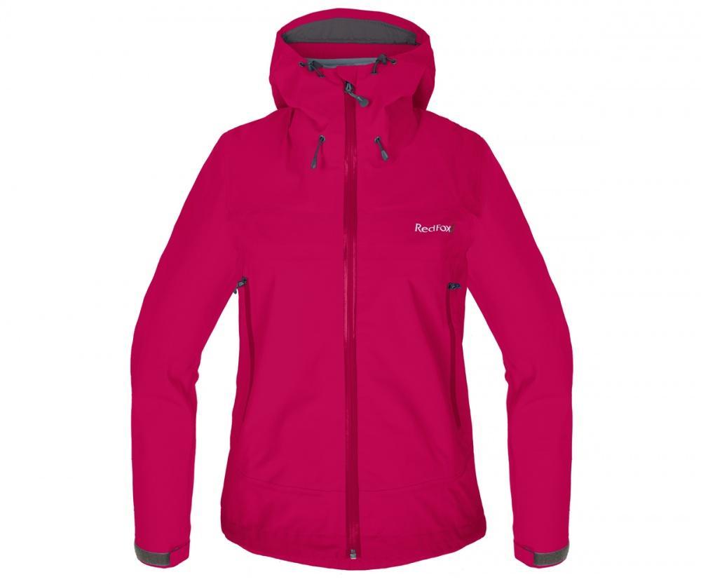Куртка ветрозащитная Vinson ЖенскаяКуртки<br><br> Классическая трехслойная штормовая куртка, выполнена из очень прочного материала с высокой сопротивляемостью к абразивному износу.<br><br><br>основное назначение: альпинизм <br>регулируемый в трех плоскостях капюшон с ламинированным ...<br><br>Цвет: Малиновый<br>Размер: 46