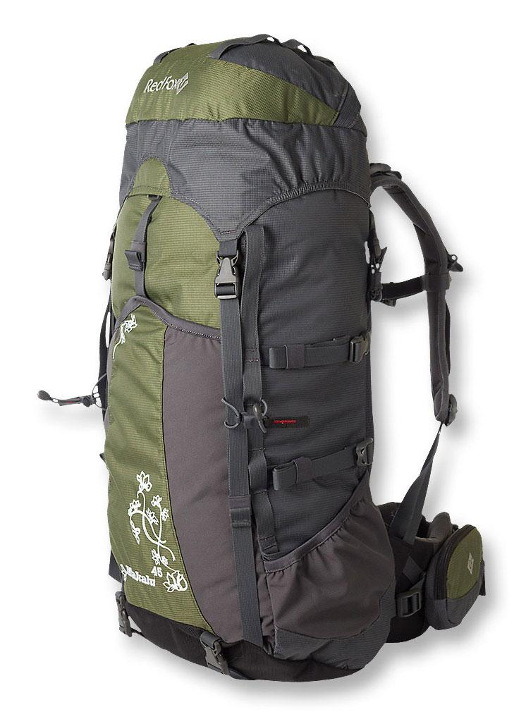 Рюкзак Makalu 45 WLРюкзаки<br><br><br>Цвет: Зеленый<br>Размер: 45 л