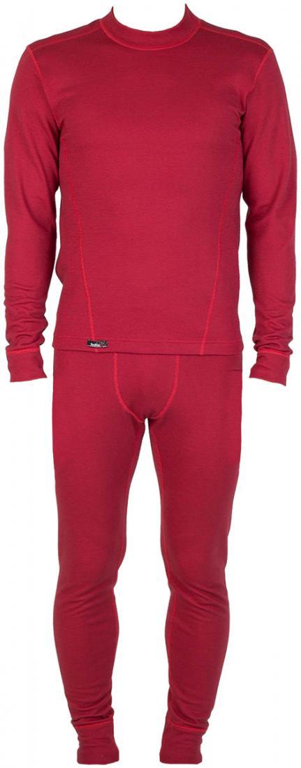 Термобелье костюм King Dry II МужскойКомплекты<br><br><br>Цвет: Красный<br>Размер: 54