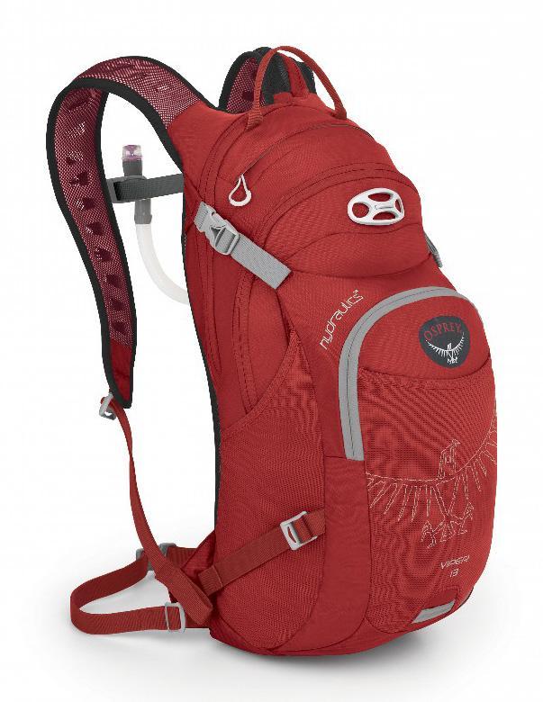 Рюкзак Viper 13Рюкзаки<br><br><br>Цвет: Красный<br>Размер: 13 л