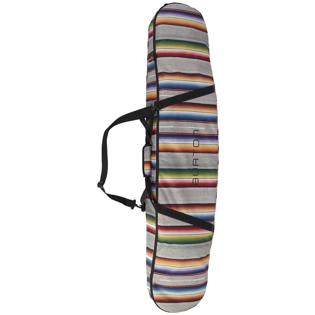 Сумка для сноуборда SPACE SACKСумки<br><br>Удобная сумка SPACE SACK от известного американского бренда Burton создана для комфортной перевозки и хранения сноуборда. С ее помощью можно без проблем преодолеть любые расстояния с любимой доской.<br><br><br><br>Чехол может вместить два сноуб...<br><br>Цвет: Черный<br>Размер: 156