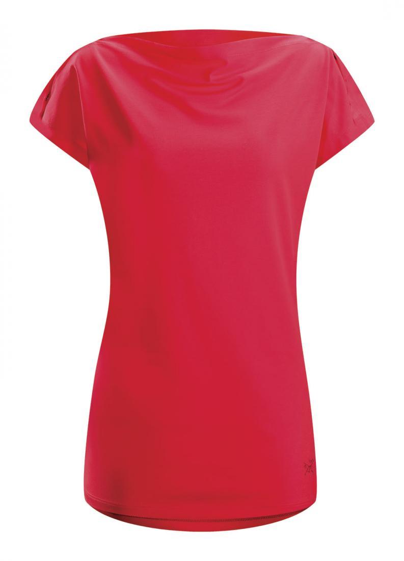 Arcteryx Рубашка Motive SS жен.