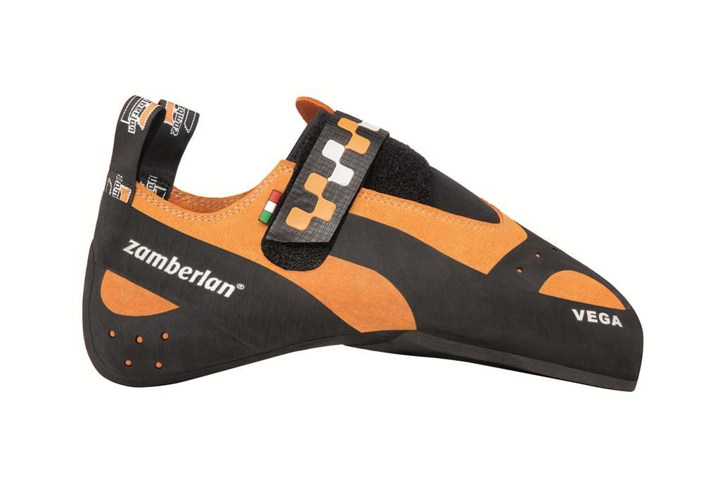 Скальные туфли A54 VEGAСкальные туфли<br><br> Скальные туфли для профессиональных скалолазов. Особая колодка для профессиональных занятий скалолазанием, сверх асимметрия позволяет этой обуви наилучшим образом проявить себя во время самых экстремальных восхождений и при самом высоком и мастерск...<br><br>Цвет: Апельсиновый<br>Размер: 37